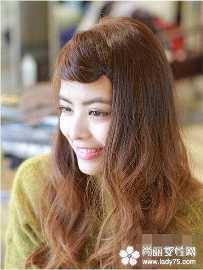 中长发怎么扎好看 甜美减龄就是萌萌哒3