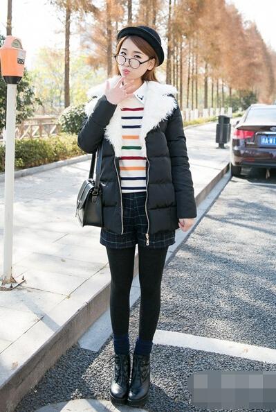 冬季显瘦服装搭配 保暖时尚穿出好身材