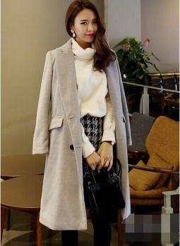 冬季毛衣随意穿 时尚保暖两不误