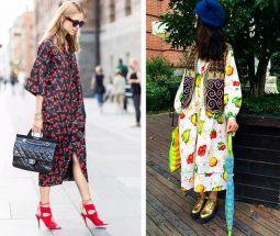 水果印花衣服怎么搭配?