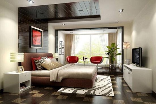 卧室门相对挂窗帘可以化解吗?室内风水禁忌有哪些?