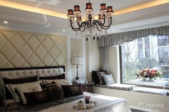 卧室窗帘用什么颜色好