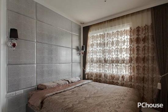 卧室窗帘效果图大全2019图片