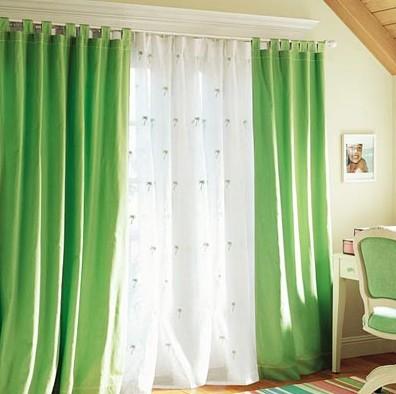 室内装饰 卧室窗帘设计大盘点