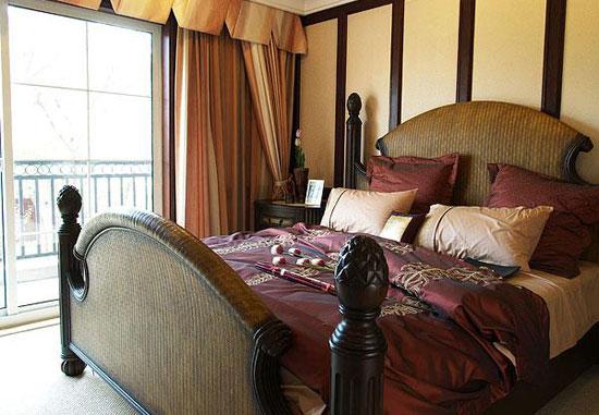 家居风水达人 用窗帘提升你的卧室风水