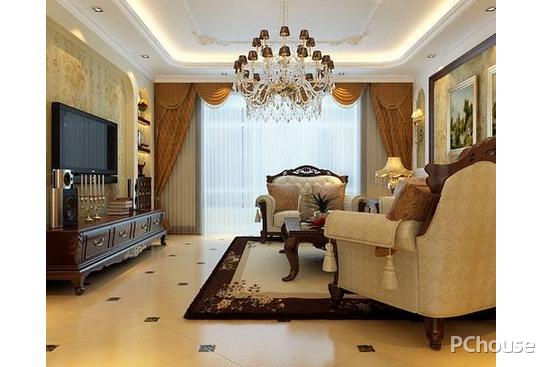 客厅窗帘颜色搭配技巧 布艺窗帘报价