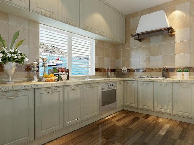 五款厨房百叶窗装修效果图推荐