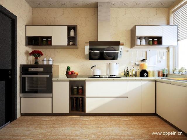 五款厨房百叶窗帘装修效果图推荐