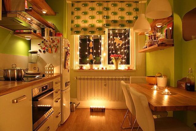 厨房窗帘这样挂才好看,合肥姑娘们赶紧学学!