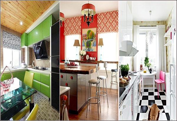 愿,不忘初心 您要的厨房窗帘设计来啦~