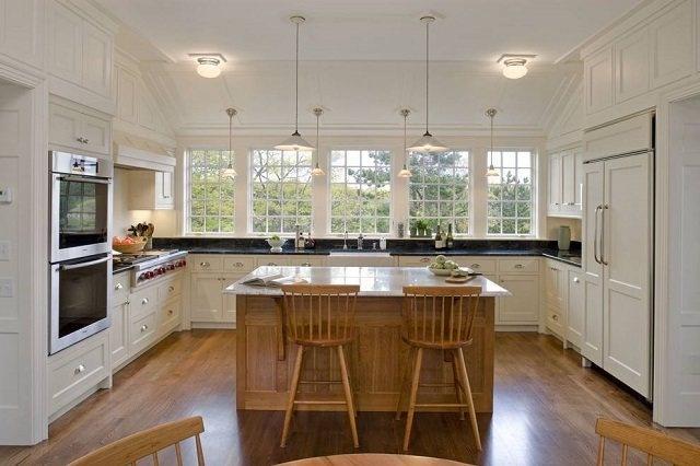 厨房装修要不要挂窗帘?让家居软装设计师来告诉你