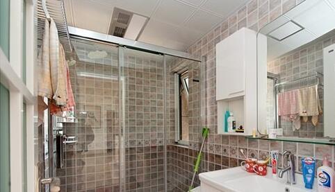 卫生间百叶窗帘效果图 卫生间百叶窗尺寸