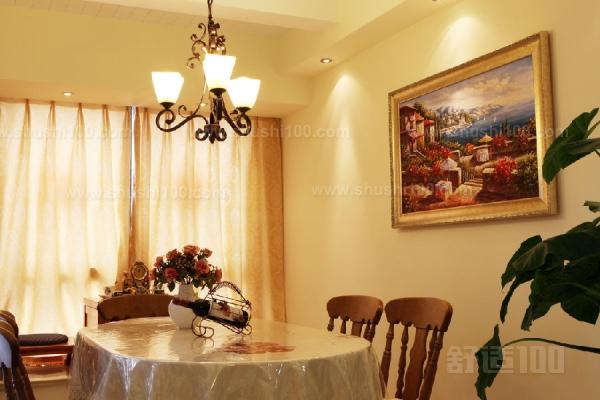 餐厅窗帘风水以及禁忌介绍
