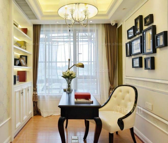 小书房窗帘