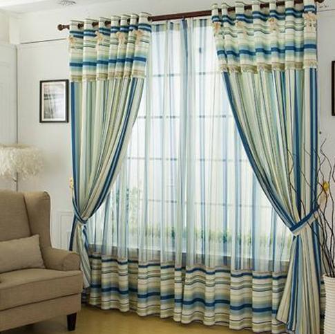 客厅窗帘颜色有哪些风水禁忌