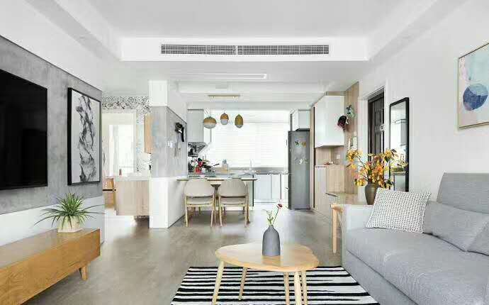 家居软装设计时客厅应该怎么挑选窗帘?