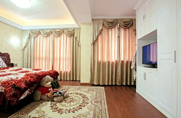 卧室窗帘选购注意事项