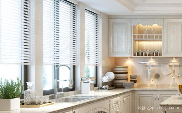 厨房窗帘的种类有哪些?