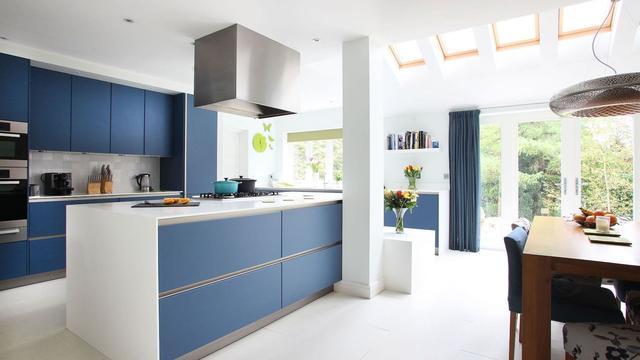新年新气象 你一定会喜欢的厨房设计风格