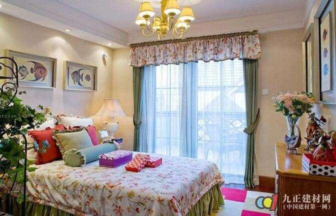 儿童房窗帘如何选购?儿童房窗帘选购注意事项