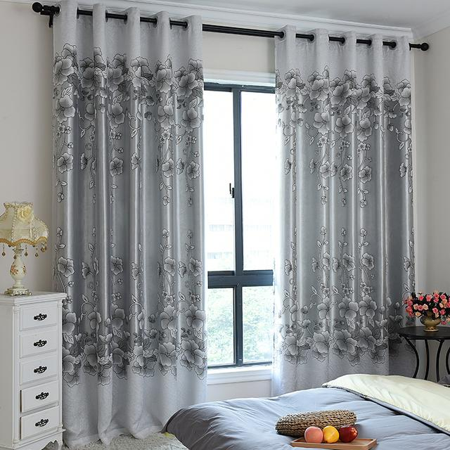 卧室窗帘适合什么颜色