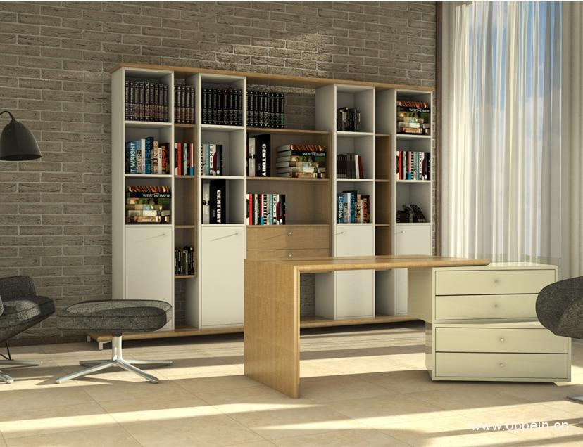 打造文艺书房窗帘效果图注意须知