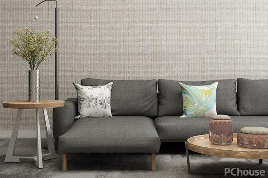 新房装修贴墙纸注意事项 客厅墙纸搭配技巧