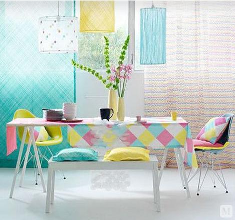 餐厅窗帘怎么选 餐厅用什么颜色的窗帘好