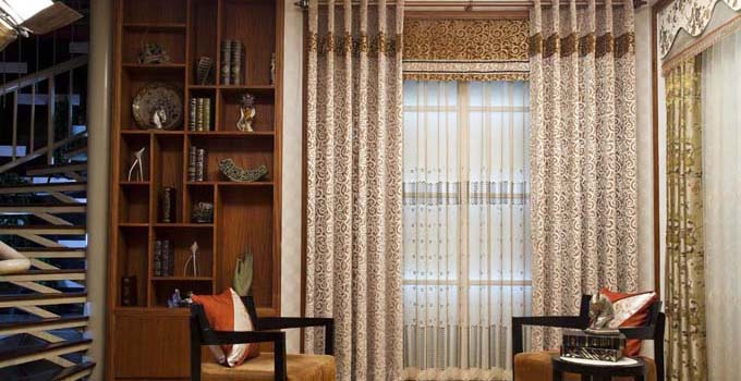 餐厅窗帘怎么搭配才能体现餐厅的品味与档次