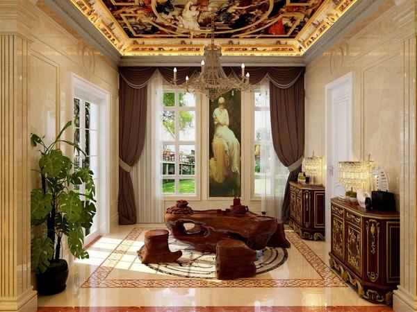 如何搭配餐厅窗帘才能体现出温馨浪漫的效果