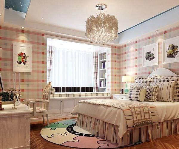 选择儿童房窗帘要考虑哪些方面 安全也要有好装饰