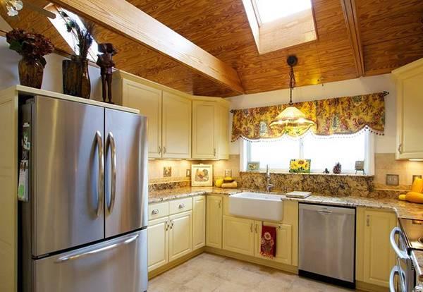厨房窗帘清洗小常识