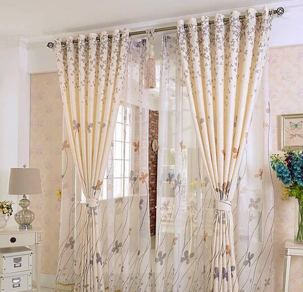 解析窗帘有哪些构造