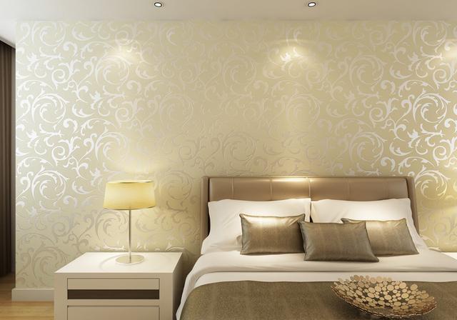 卧室壁纸装修设计及选购技巧,不知道的快看!