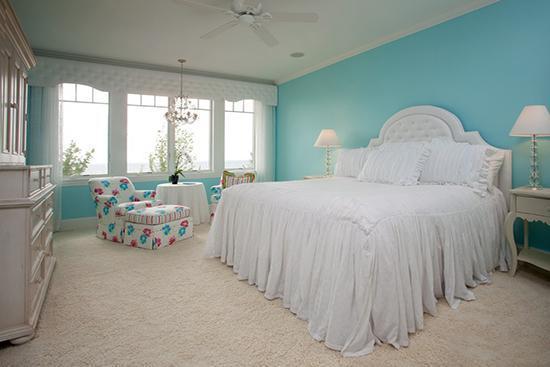 卧室墙纸搭配小技巧 让你家的墙美美哒