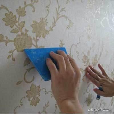 新房装修贴壁纸需要注意哪些地方?