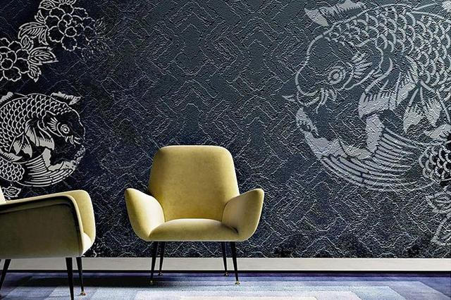 软装壁纸搭配:清新墙纸设计,打造你的小可爱风
