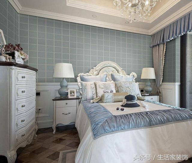 软装达人分享  卧室贴什么壁纸好?