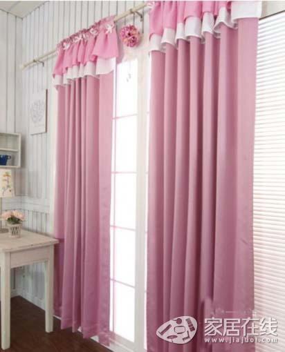 家居装饰韩式窗帘帮你圆公主梦