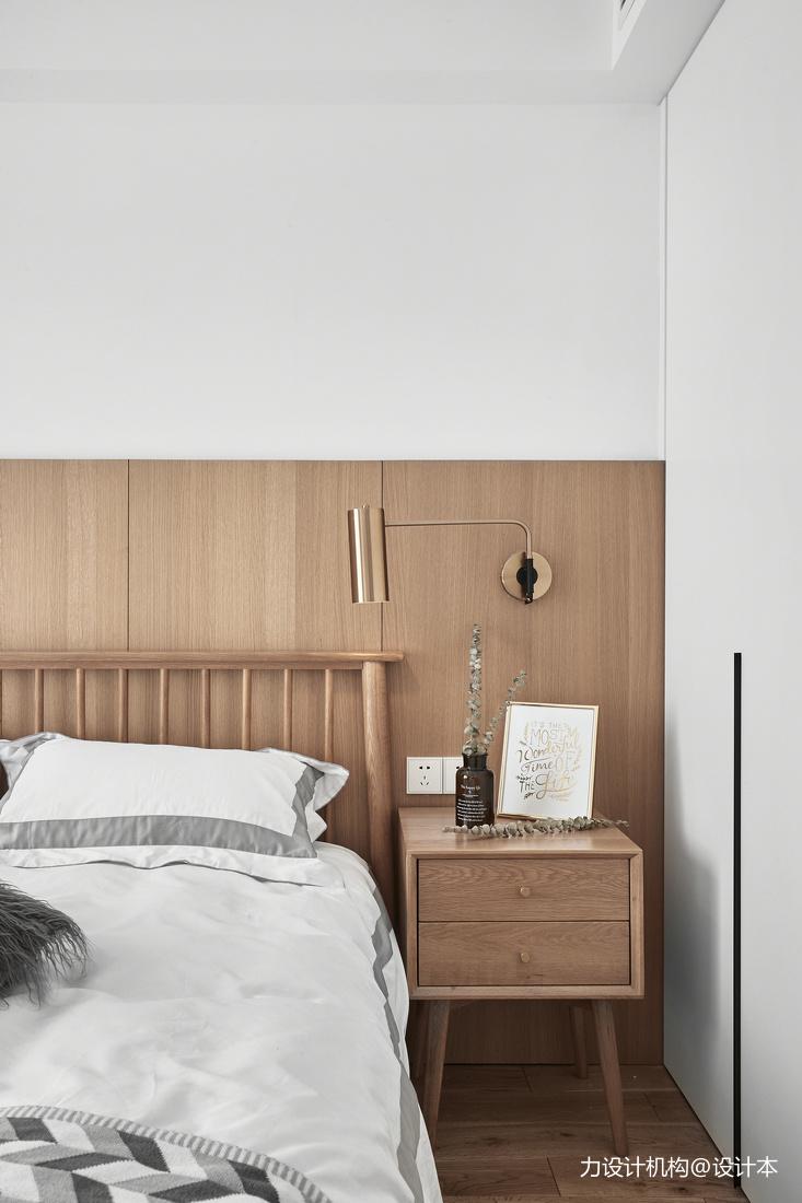 华丽46平日式复式卧室图片欣赏