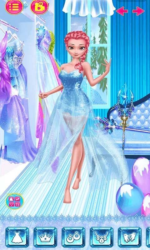 冰雪公主2装扮日记1.0