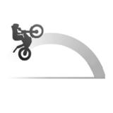 几何重力自行车