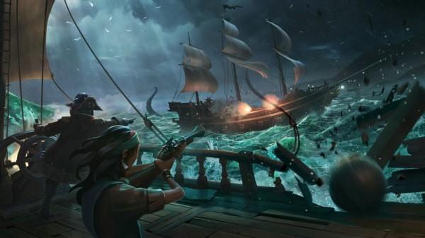 盗贼之海一个人能玩吗 盗贼之海一个人怎么玩
