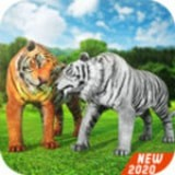虚拟老虎家庭模拟器