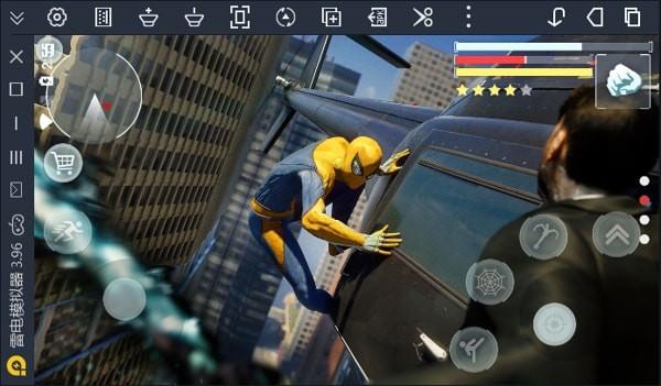 蜘蛛英雄超级犯罪城市战役1.0.2
