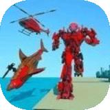 大鲨鱼机器人模拟器1.0