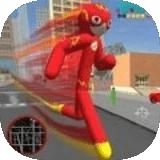 闪电侠绳索英雄2.0