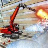 雪地挖掘机救援行动1.0