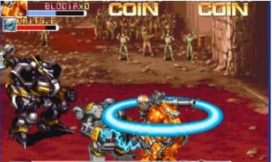 街机机甲战士全部机器人1.0