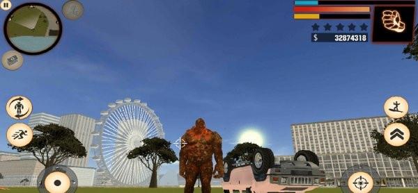 熔岩巨人英雄